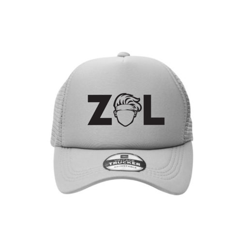 Max Hurrell Zol Trucker Grey