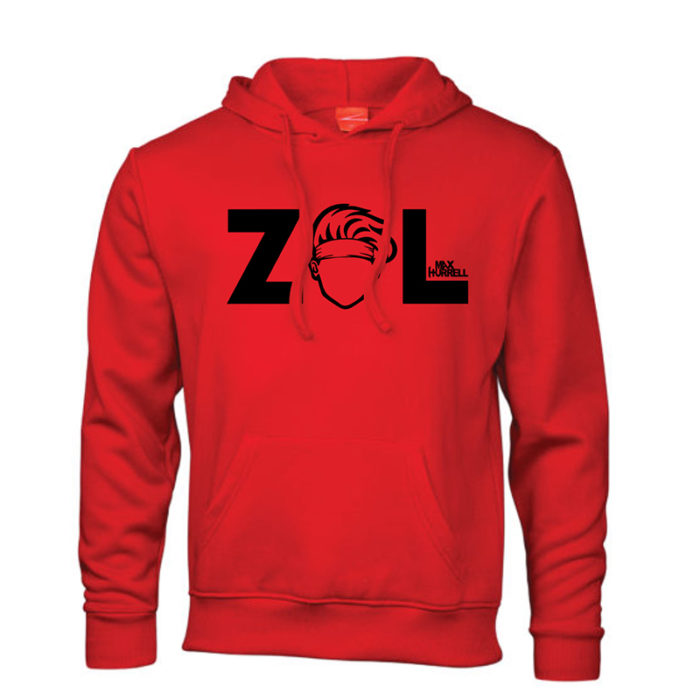 max-zol-hoodie-red